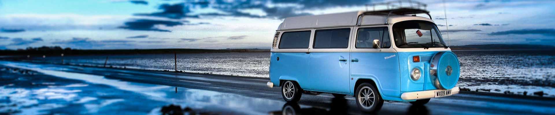 beach campervan drive 210010 2 P PM | Planificateur de voyages | PlanningMotion.com